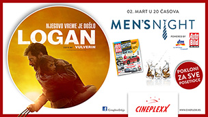 "Mens Night ""Logan"""