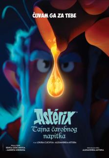 Asterix - Tajna čarobnog napitka