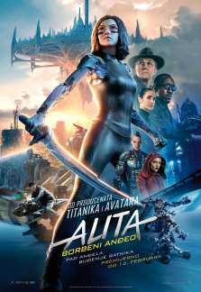 Alita - borbeni anđeo