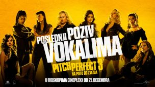 Pitch Perfect 3 – Na putu do zvezda
