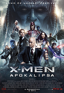 X-men: Apokalipsa 3D
