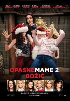 Opasne mame 2: Božić